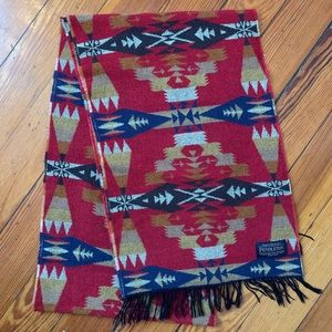 Pendleton jacquard dalton scarf